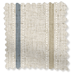 Twill Stripe Linen Ribbon Blue swatch image