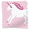 Unicorn Dreams Pink Curtains slat image