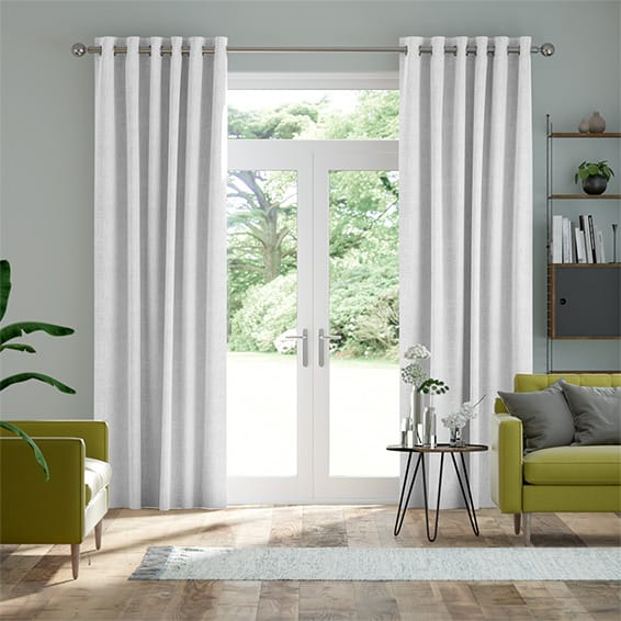 White Velvet Curtains Pure Styles Amp Big Range At Curtains 2go