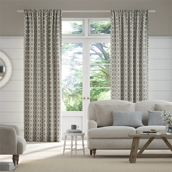 Venezia Gold Curtains
