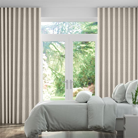 Wave Apollo Moonstone Curtains