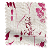 Wave Meadow Fuchsia Curtains slat image