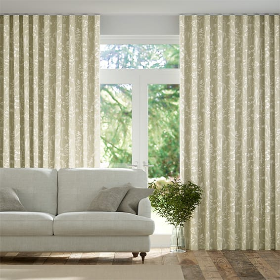Wave Prairie Pebble Curtains