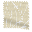 Wave Timothy Grass Natural Curtains slat image