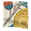 Wave William Morris Fruit Citrus swatch image