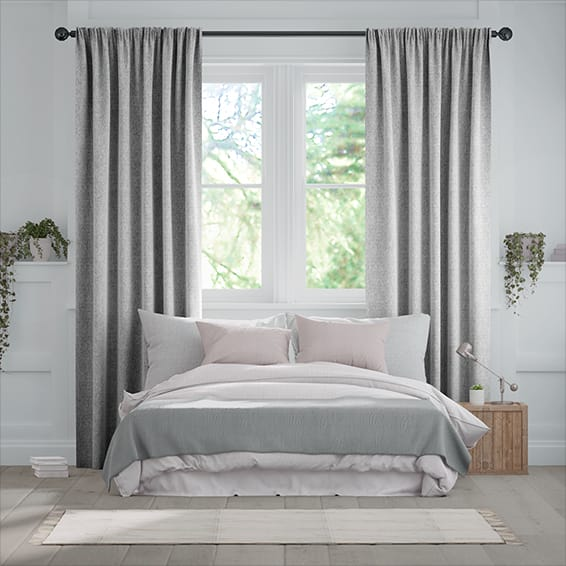 Waycroft Grey Curtains