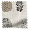 Wildleaf Linen Natural Curtains slat image