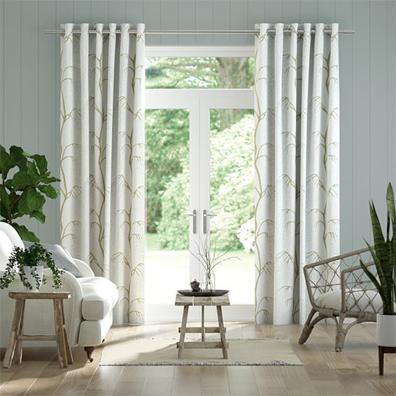 Willow Linen Curtains