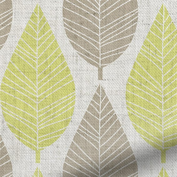 Green Leaf Curtains 2go Huge Range Of Leaf Floral